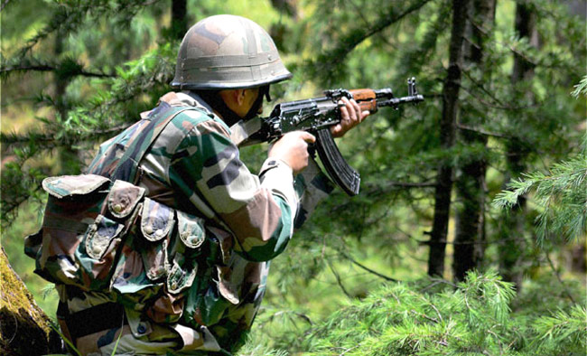 India army kills three intruders in J&K as military foils infiltration bid