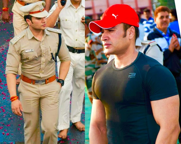 This Handsome IPS from Ujjain grabs everyones attention
