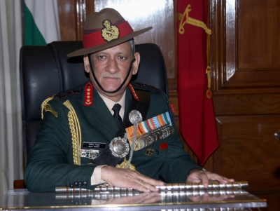 Surgical strikes a message to Pakistan, more if necessary: Army Chief