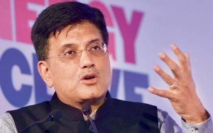 Railways to engage with Isro for rail safety, says Piyush Goyal