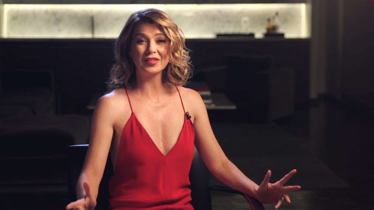 Actress Ellen Pompeo was once asked to get naked in movie