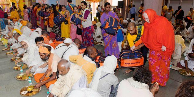 Jagadguru Kripalu Parishat, JKP, Brijwasi, Barsana, Mathura, Uttar Pradesh news, Regional news