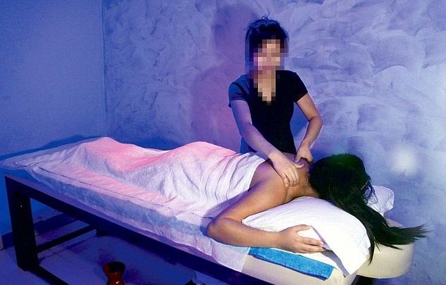 согласилась на секс массажистка