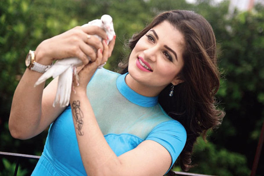 Srabanti Chatterjee once teased with 'Moti comment, ends in