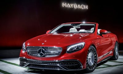 Mercedes Benz, Maybach S 650, Mercedes Maybach S 650, E-Class All-Terrain, Auto Expo, Car and bike, Automobile news