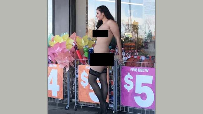 Nude model, photographer arrested at Monroeville shopping