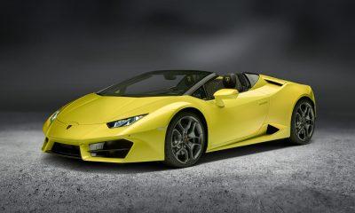 Lamborghini, Huracan Performante Spyder, Geneva International Motor Show, Rolls-Royce, Phantom, New model of Phantom car, Car and Bike, Automobile news