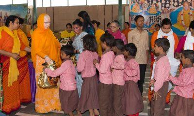 Jagadguru Kirpalu Parishad, JKP, Jagadguru Kirpalu Maharaj, Prem Mandir, Bhaktidham Mangarh Pratapgarh, Regional news, Spiritual news, Uttar Pradesh news