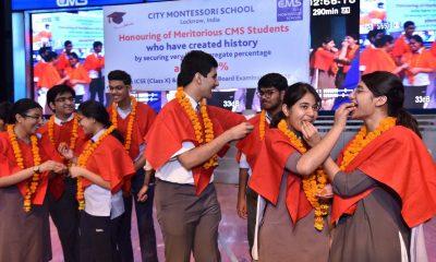 City Montessori School, CMS, ISC, ICSE, Board results, Class 10th results, Class 12th results, Board Examinations, Education news, Career news