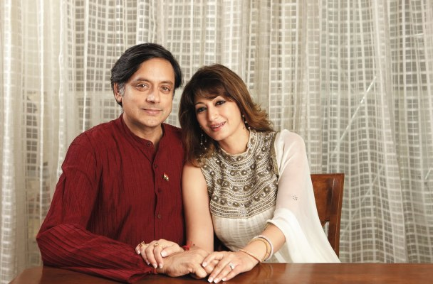 Shashi Tharoor, Sunanda Pushkar, Wife of Shashi Tharoor, Lok Sabha member, Congress leader, Delhi police, National news