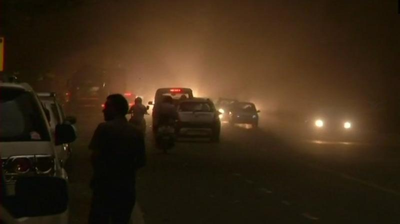 Thunderstorm, Duststorm, Indian Meteorological Department, IMD, North India, Summer, Winter, Autumn, Spring, Weather, Jammu and Kashmir, Himachal Pradesh, Uttarakhand, Punjab, Haryana, Chandigarh, Delhi, Uttar Pradesh, National news