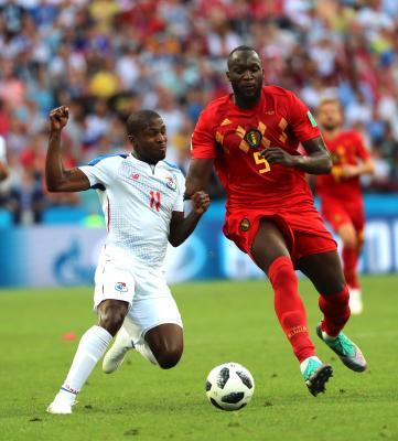 2018 World Cup: Belgium ride Lukaku brace to blank Panama ...