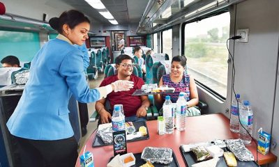 IRCTC, Railway platforms, Indian Railway Catering and Tourism Corporation Limited, Food served on trains, Food Plaza, Business news