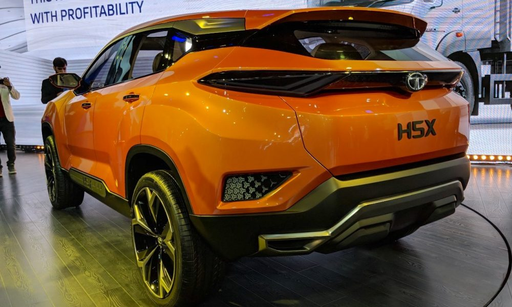 Tata Motors to launch Harrier SUV in Auto Expo 2019