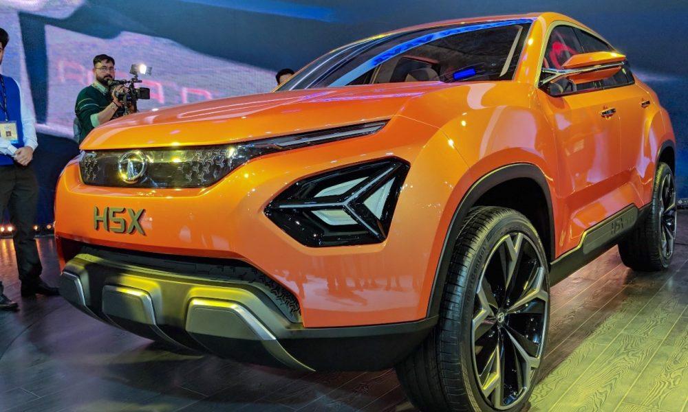 Tata motors to launch harrier suv in auto expo 2019 for Tata motors future cars