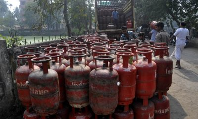 LPG cooking gas, Gas cylinder, Cooking gas cylinder, Non-subsidised, New Delhi, Business news