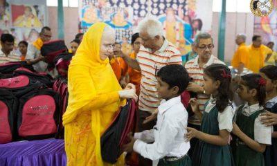 Jagadguru Kripalu Parishat, JKP, Shyama Shyam Dham, Prem Mandir, Vrindavan, Uttar Pradesh, Regional news, Religious news, Spiritual news