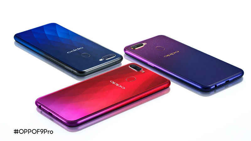 OPPO launches latest edition of its smartphone F9 Pro for ...