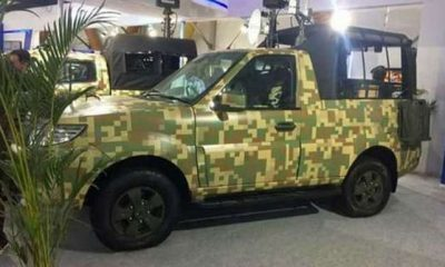 Tata Motors, Safari Strome, Indian Army, Make In India, Safari Storme GS800 4X4, Pune, Maharashtra, Automobile news, Car and Bike news