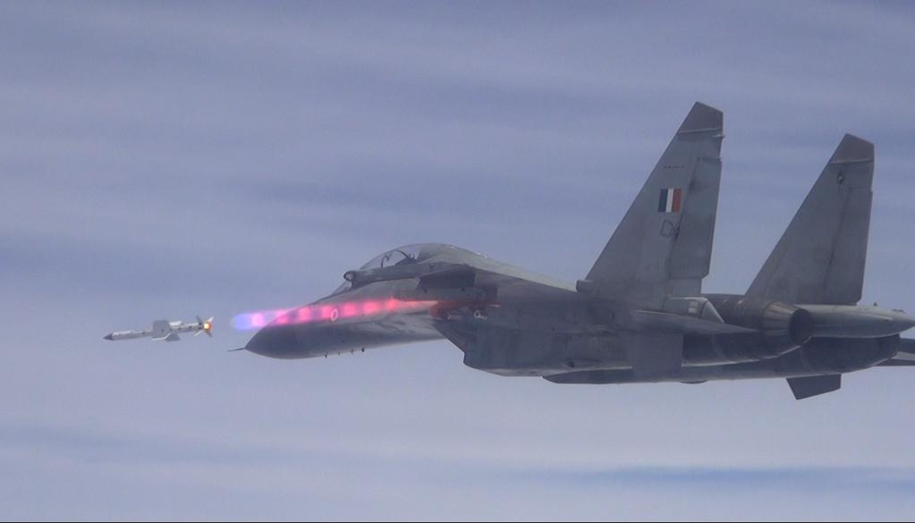 Astra missile, Indian Air Force, IAF, Air-to-Air Missile, BVRAAM, Air Force Station, Defence Research and Development Organisation, DRDO, National news