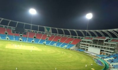 Ekana Stadium, Ekana International Cricket Stadium, International cricket stadium Lucknow, India Vs West Indies series, Cricket news, Sports news