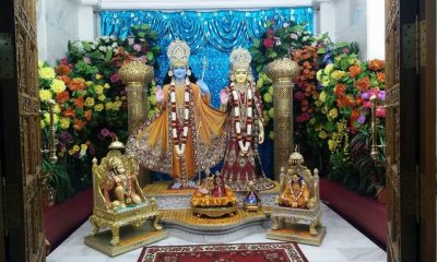 Jagadguru Kripalu Parishat, JKP, Janmashtami festival, Janmashtami Celebrations, Prem Mandir, Vrindavan Dham, Vrindavan Temple, Bhakti Mandir, Mangarh, Uttar Pradesh, Regional news, Religious news, Spiritual news