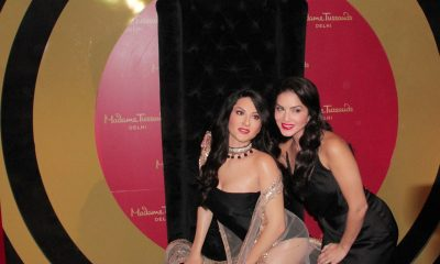 Sunny Leone, Sunny Leone wax figure, Porn actress, Porn star, Madame Tussauds, Bollywood celebrity, Bollywood actress, Bollywood news, Entertainment news