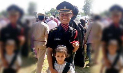 Neeru Sambyal, Ravinder Sambyal, Wife of late army personnel, Indian Army, Lieutenant, Army Training, National news