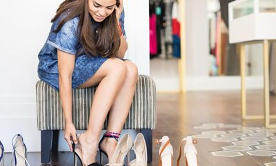Shoes, Designers shoes, Stylish shoes, Fashionable girl, Lifestyle news, Offbeat news
