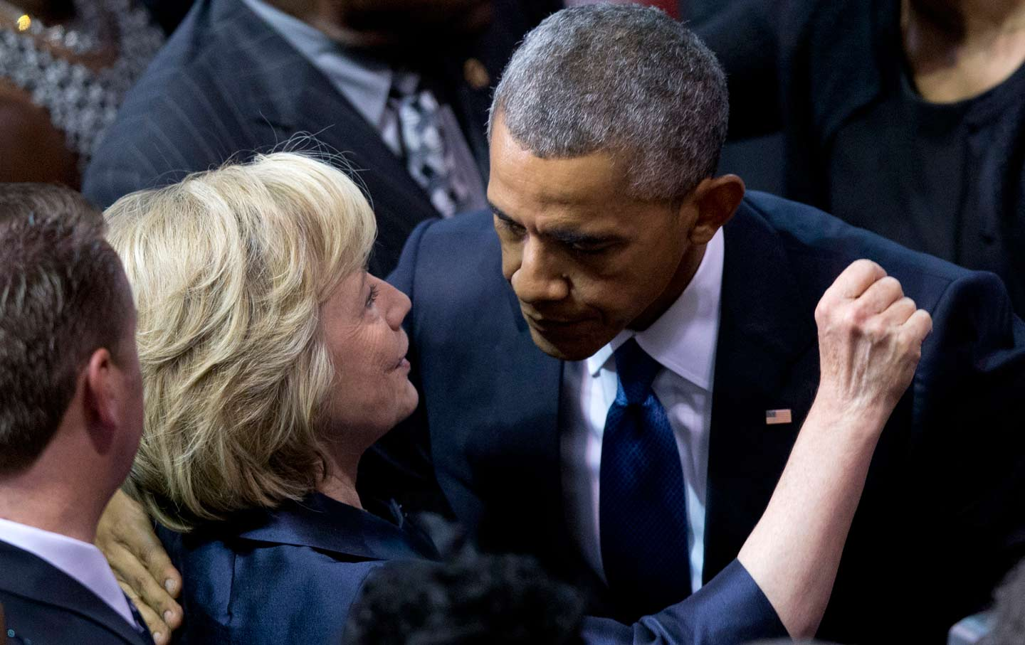 Barack Obama, Hillary Clinton, Potential explosive devices, Former US President, US former First Lady, US Secret Service, Federal Bureau of Investigation, Washington, New York, America, United States, World news