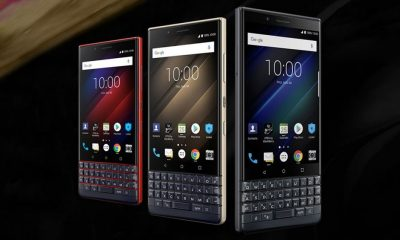 Blackberry, Blackberry launched new mobile, KEY2 LE, IFA 2018, Amazon, Amazon products, KEY2 LE features, Gadget news, Technology news