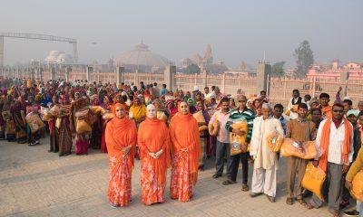 Jagadguru Kripalu Parishat, JKP, Mangarh, Barsana, Vrindavan, Pratapgarh, Lucknow, Uttar Pradesh, Regional news, Spiritual news, Religious news