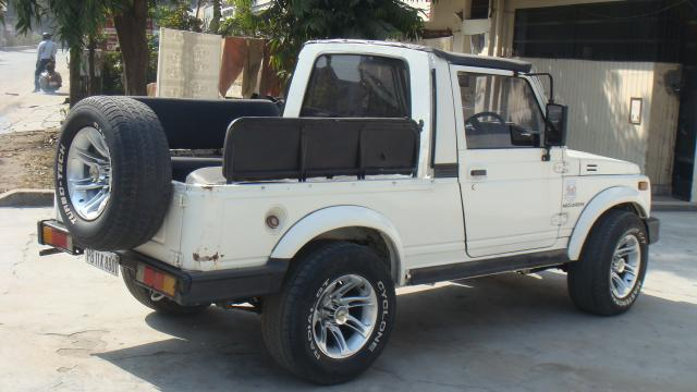 Maruti Suzuki to stop bookings its Gypsy model from December