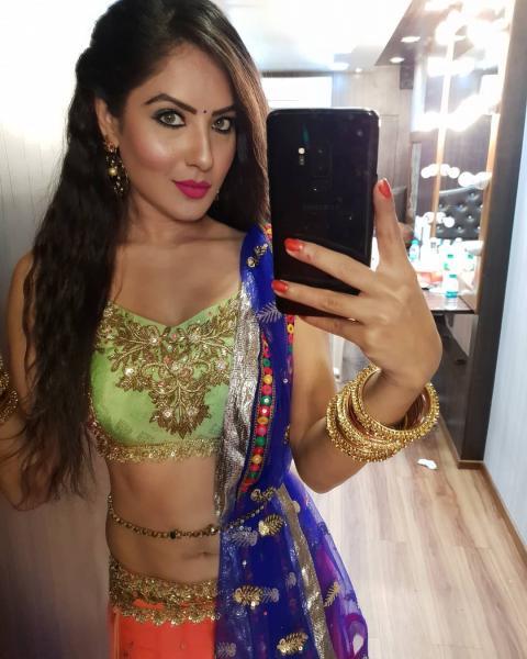 Photos of this hot Bengali actress Pooja Bose will let you