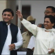 Akhilesh Yadav, Mayawati, Samajwadi Party, Bahujan Samaj Party, Congress, SP, BSP, Bhartiya Janata Party, BJP, Assembly elections, Assembly polls, Lok Sabha election, Mahagathbandhan, Grand alliance, Uttar Pradesh news, Politics news