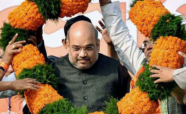 Amit Shah, Bharatiya Janata Party, BJP, BJP President Amit Shah, Narendra Modi, Arnab Goswami, Lok Sabha polls, Lok Sabha elections, Surging India, Republic TV, National news, Politics news