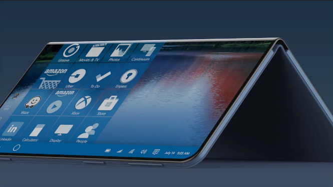 Microsoft, Foldable smartphone, American multinational technology company, Android phones, Mobile phones, Smartphones, Gadget news, Technology news