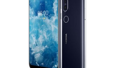 Nokia launches its valuable flagship smartphone 8.1 with 'PureDisplay'