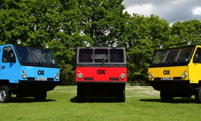 Ox truck, Shell India, Oil company, Shell, Anglo-Dutch company, Indian arm, Fourth generation truck, Automobile news, Care and Bike news