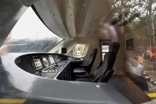 Train 18, Engineless train, Next generation train, Bullet train, India first Bullet train, Make In India, Christmas Day, Prime Minister Atal Bihari Vajpayee, New Delhi and Varanasi, Indian Railways, Indian rail network, Research Design and Standards Organisation, DRDO, National news