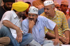 Bhagwant Mann, Arvind Kejriwal, Manish Sisodia, Aam Aadmi Party, AAP Punjab President, Chandigarh, Punjab, Haryana, Politics news