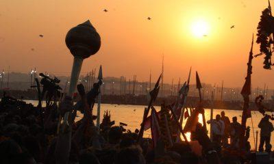 Kumbh Mela, Naga Sadhus, Shahi Snan, Prayagraj, Allahabad, Uttar Pradesh news, Regional news