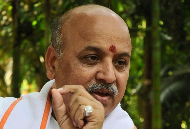 Pravin Togadia, Narendra Modi, Vishva Hindu Parishad, International Hindu Parishad, Ram temple, Ram Mandir, Babri Masjid, Lok Sabha election, Lok Sabha polls, General election, Political party, Rajasthan, Regional news, Politics news