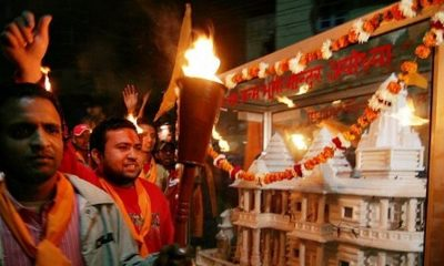 Ram Temple, Ram Mandir, Ram Janmabhoomi, Babri Masjid, Temple town, Ayodhya, Uttar Pradesh, Regional news