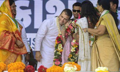 Rahul Gandhi, Kashmira Munshi, Parsi woman, Valentine's Day, Congress President, Gujarat, National news