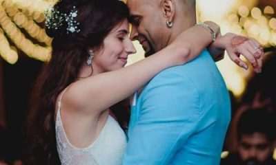 Raghu Ram, Natalie Di Luccio, Wedding PICS of Raghu Ram and Natalie Di Luccio, Honeymoon PICS of Raghu Ram and Natalie Di Luccio, Bollywood news, Entertainment news