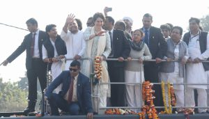 Rahul Gandhi, Priyanka Gandhi, Jyotiraditya Scindia, Akhilesh Yadav, Mayawati, Congress President, SP-BSP alliance, BSP-SP alliance, Samajwadi Party, Bahujan Samajwadi Party, Lok Sabha Polls, Lok Sabha elections, General elections, Lucknow, Uttar Pradesh news, Politics news
