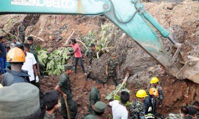 Bangladesh, Dhaka, Monsoon, Landslide, Summer, weather, World news