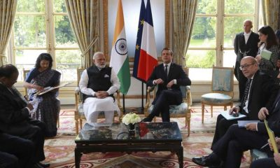 PM Narendra Modi, Terrorism, France, Emmanuel Macron, World News