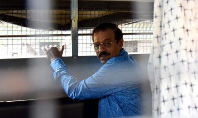 Mustafa Dossa, 1993 Mumbai serial blasts case, Heart attack, National news